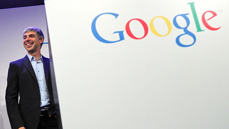 Larry Page Kimdir?