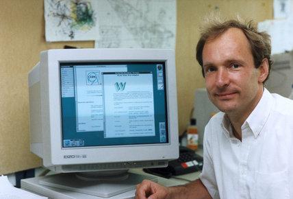Tim Berners-Lee Kimdir?